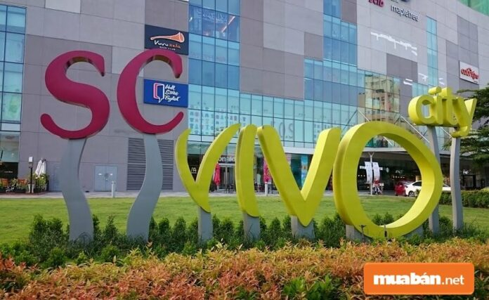 SC Vivocity - Trung tâm thương mại sầm uất giữa lòng quận 7