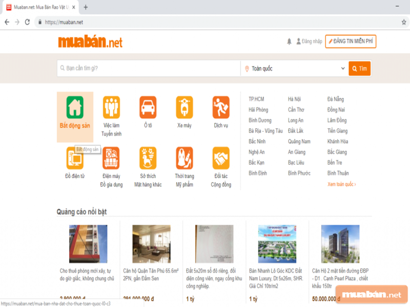 Muaban.net là kênh giao dịch xe SH Ý cũ mới được tin tưởng nhất hiện nay