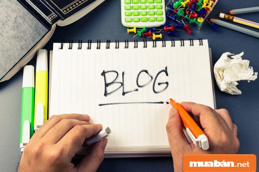 Viết blog dành cho những bạn thích viết lách và có khả năng diễn giải ngôn ngữ tốt.