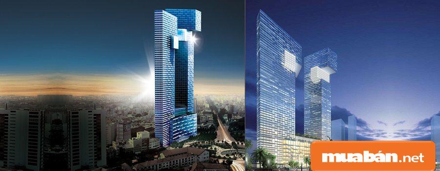 Viethome tham gia vào các dự án đất nền, nhà phố, khu trung tâm thương mại...