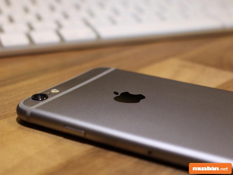Dòng máy Iphone 6 có thiết kế siêu nhỏ gọn, tiện lợi để mang theo mọi lúc