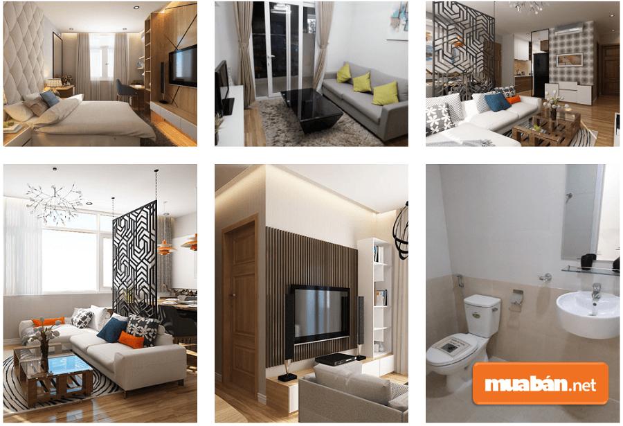 Giá bán căn 2 phòng ngủ diện tích (72 – 73) m2 giá từ 1,57 tỷ – 1,75 tỷ đồng.