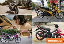 """Exciter 2010 """"hồi sinh"""" qua các bản độ đẹp mê mẩn của các biker Việt"""