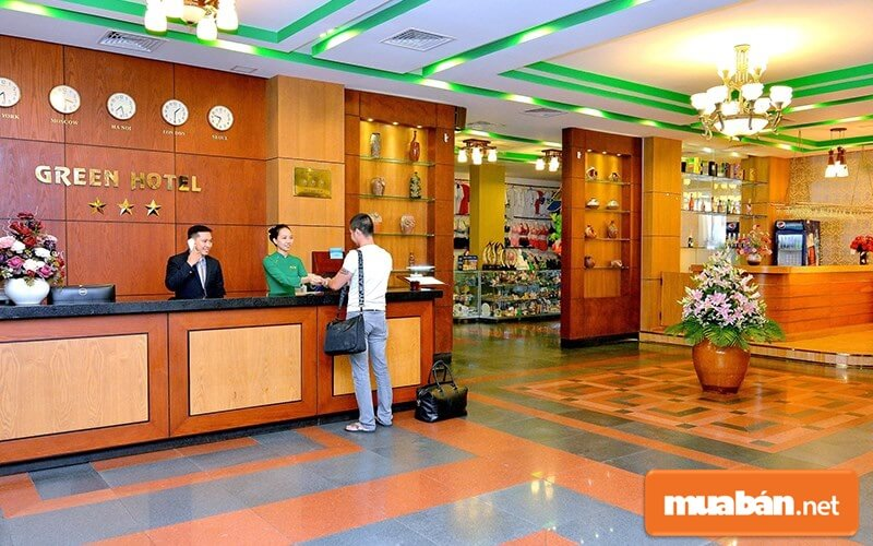 Khách sạn Vũng Tàu bãi Sau 3 sao giá tốt