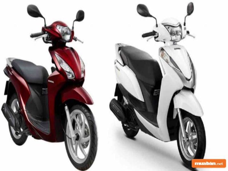 Xe Lead Honda 2016 mang tới những màu sắc mới