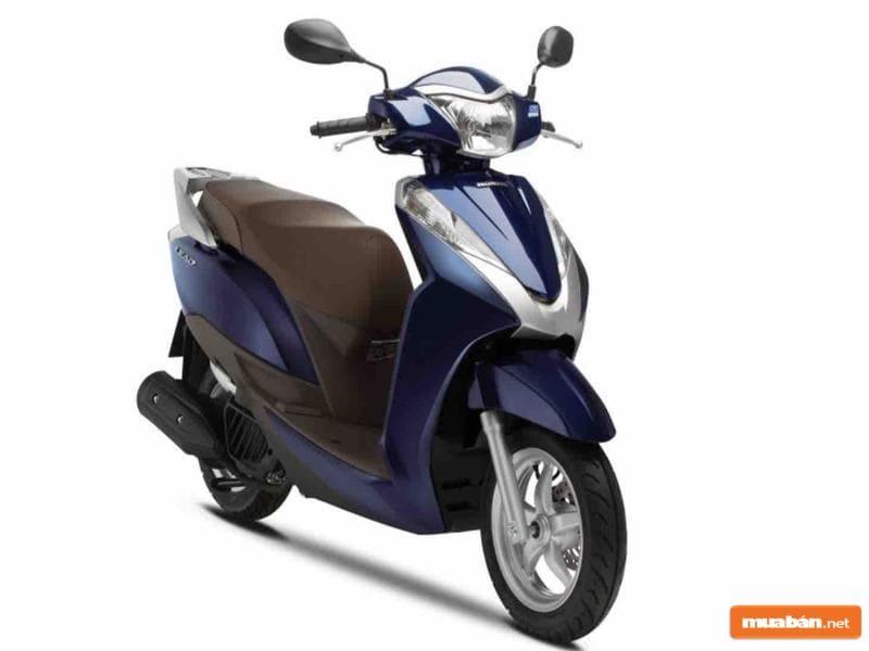 Đây là một chiếc xe máy có nhiều ưu điểm