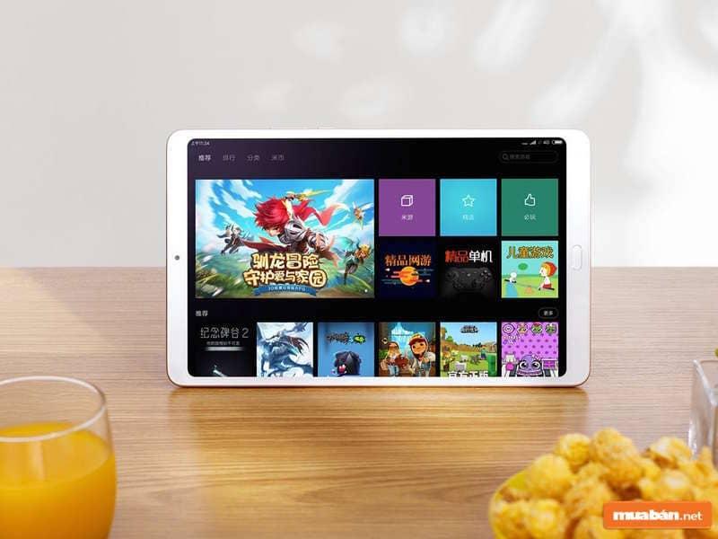 Xiaomi không thể nằm ngoài cuộc chiếc máy tính bảng giá rẻ