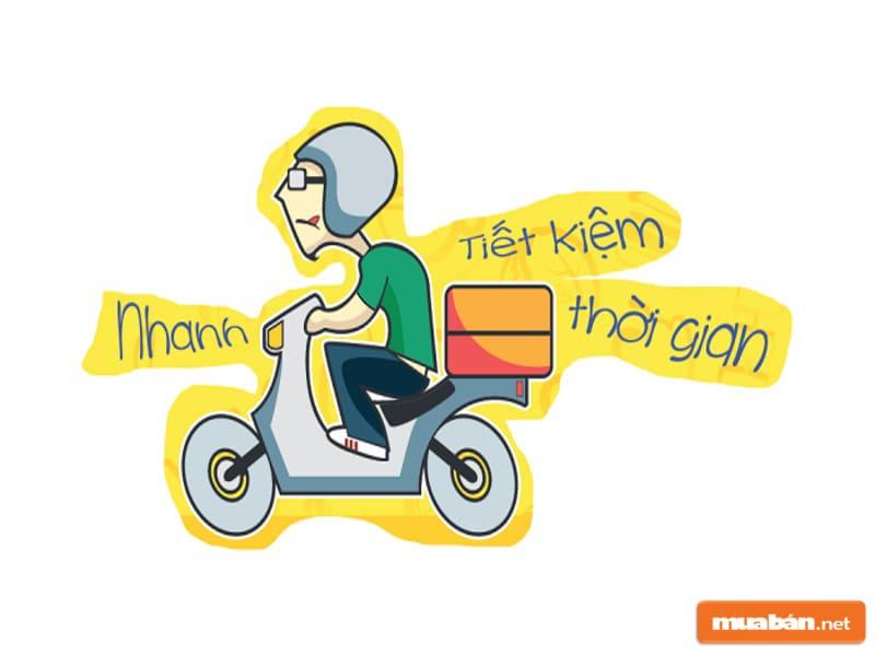 Có nhiều mẹo giúp bạn tiết kiệm tiền khi làm shipper Hà Nội
