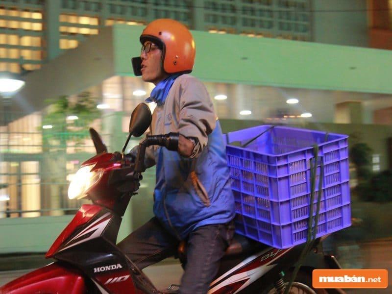 Đến với Muaban.net để tìm việc shipper Hà Nội nhé