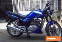 Suzuki EN150A - mẫu xe tay côn giá rẻ đáng mua nhất