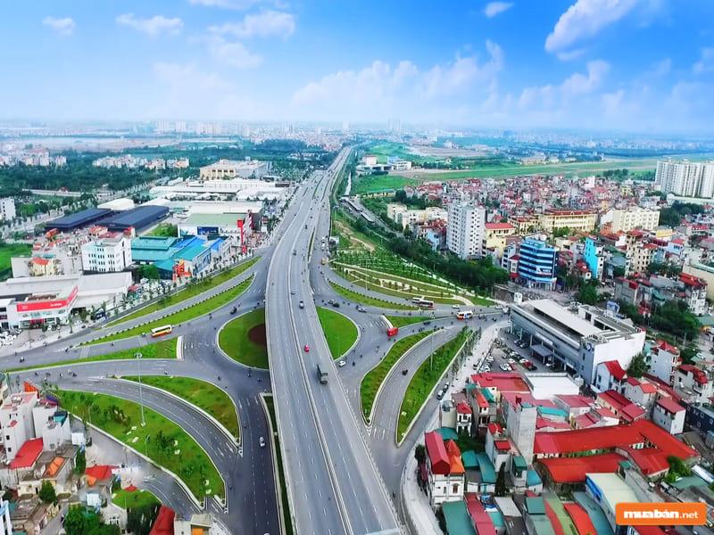 Nhu cầu thuê nhà tại Long Biên đang tăng nhanh
