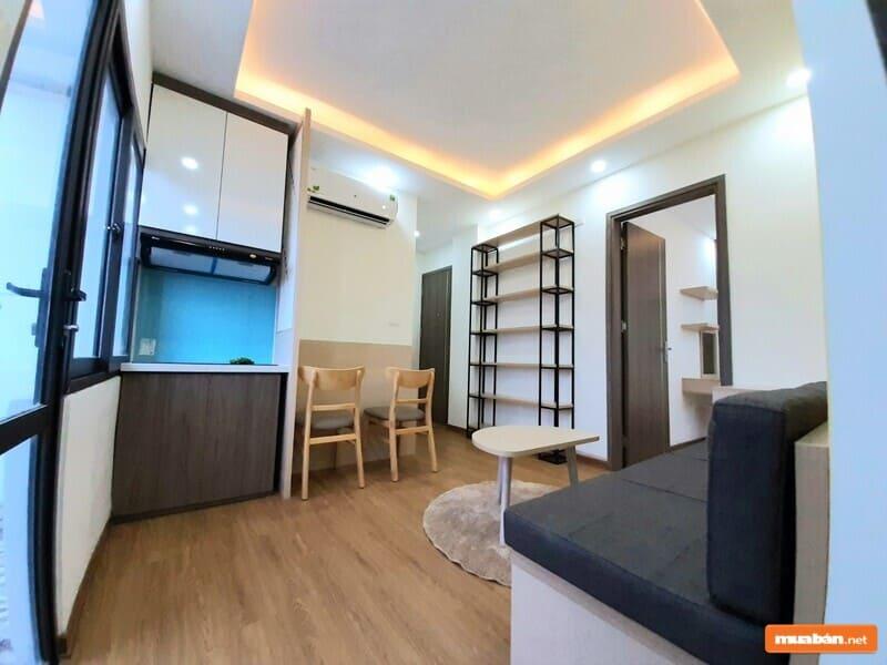 Những căn chung cư mini là một lựa chọn tuyệt vời