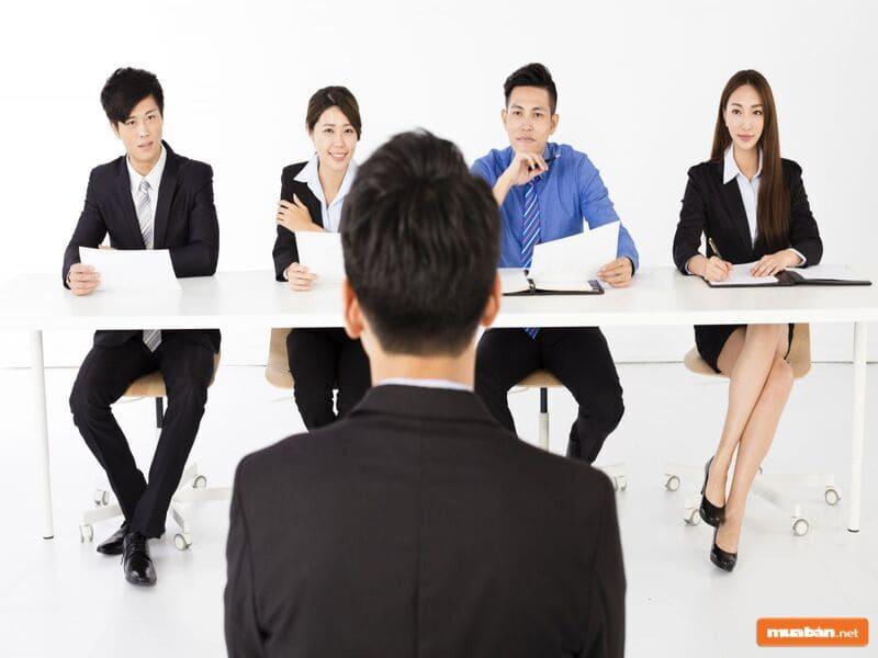 Thủ tục tuyển dụng cũng rất đơn giản