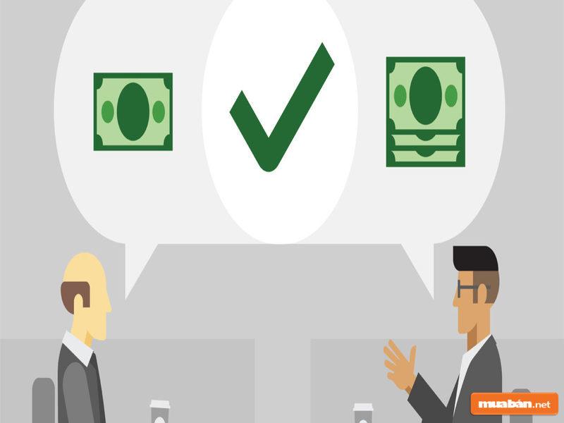 Đừng quên thỏa thuận kỹ càng về lương khi ứng tuyển nhân viên phục vụ quán cafe quận Bình Tân nhé