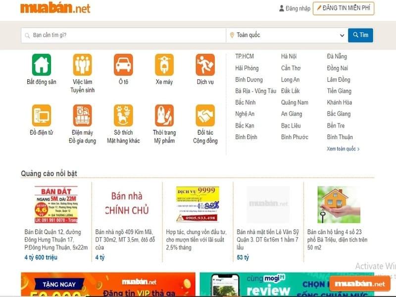 Đây Là Một Sản Phẩm Được Phát Hành Bởi Muaban.net