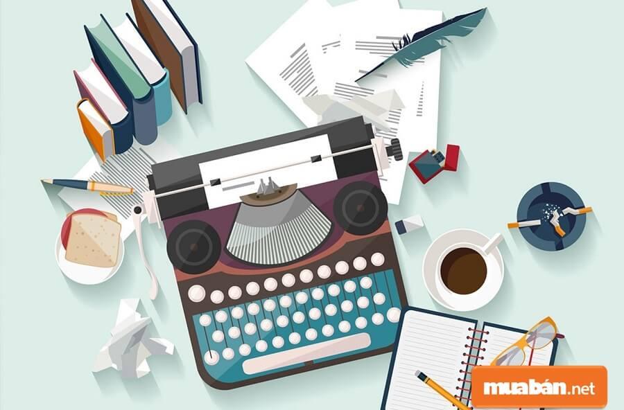 Công việc viết truyện là việc làm thêm tại nhà khá phổ biến và kiếm thu nhập khủng ở Trung Quốc.