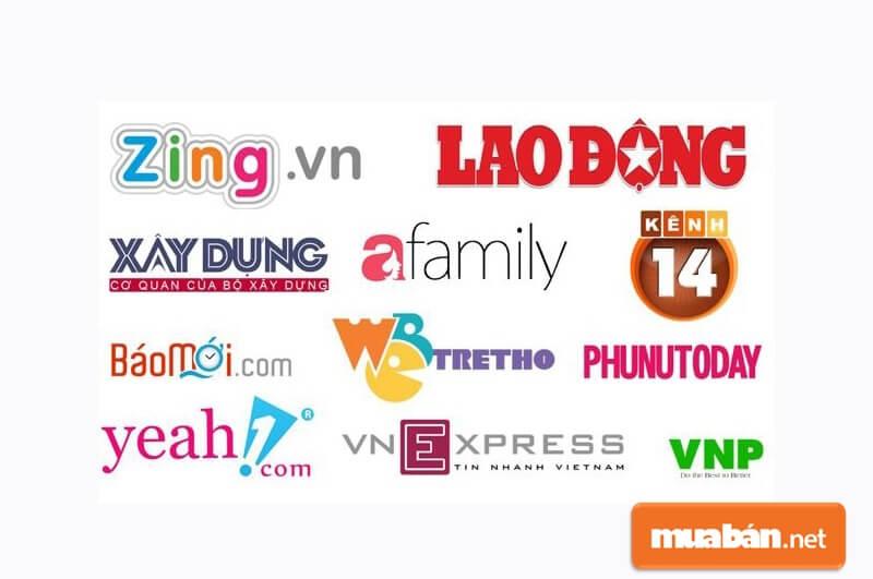 Nhiều trang báo điện tử về đời sống xã hội, thời trang, du lịch. Các trang báo này luôn tìm kiếm cộng tác viên viết bài tại nhà.