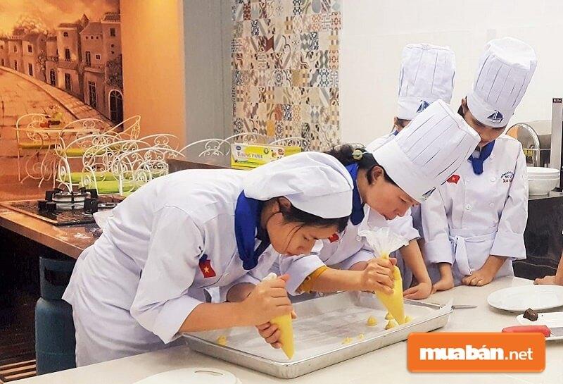 Tổ trưởng/bếp trưởng cũng đang được tuyển dụng khá nhiều.