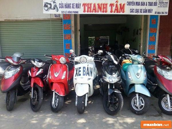 Hợp đồng mua bán xe máy cũ lưu ý 5 vấn đề này!