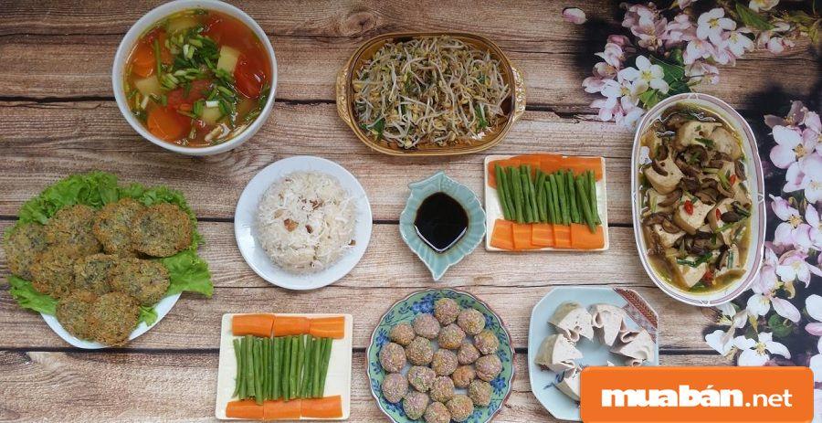 Bạn nên chú trọng hơn trong việc lên thực đơn cho các bữa ăn, ngay trong ngày Tết.