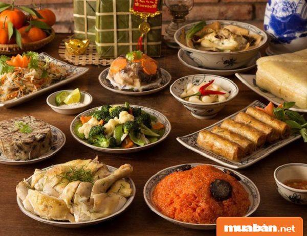 Món ngon ngày Tết 3 miền với 5 món đặc sắc nhất!