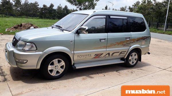 Toyota Zace và 5 đánh giá thú vị nhất từ khách hàng!