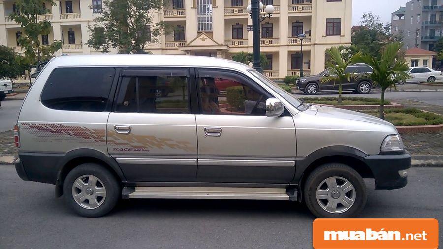 Năm 2004, phiên bản Zace Limited ra mắt trên thị trường chỉ với 200 chiếc được sản xuất.