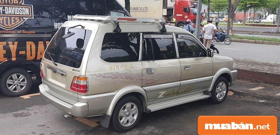 Toyota Zace