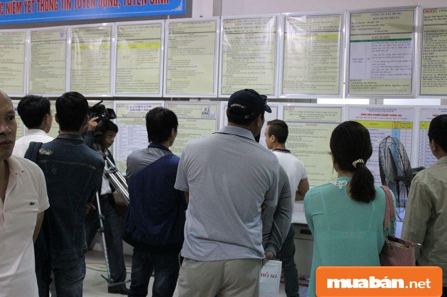 Việc làm bán hàng tại Hà Nội