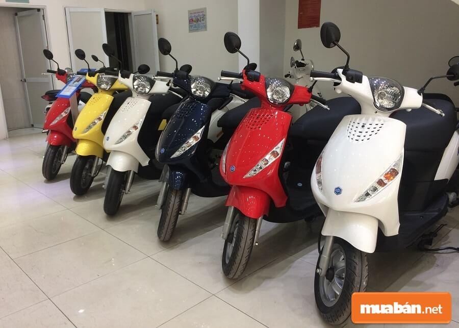 Xe hiện đang có giá bán đề xuất tại các đại lý là: 36.000.000 đồng.