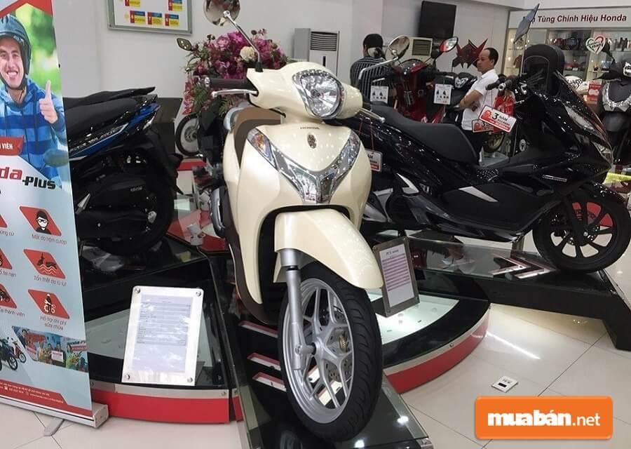 Trong tháng 01/2020, giá xe Honda tại thị trường Việt Nam vẫn giữ nguyên như tháng 12/2019.