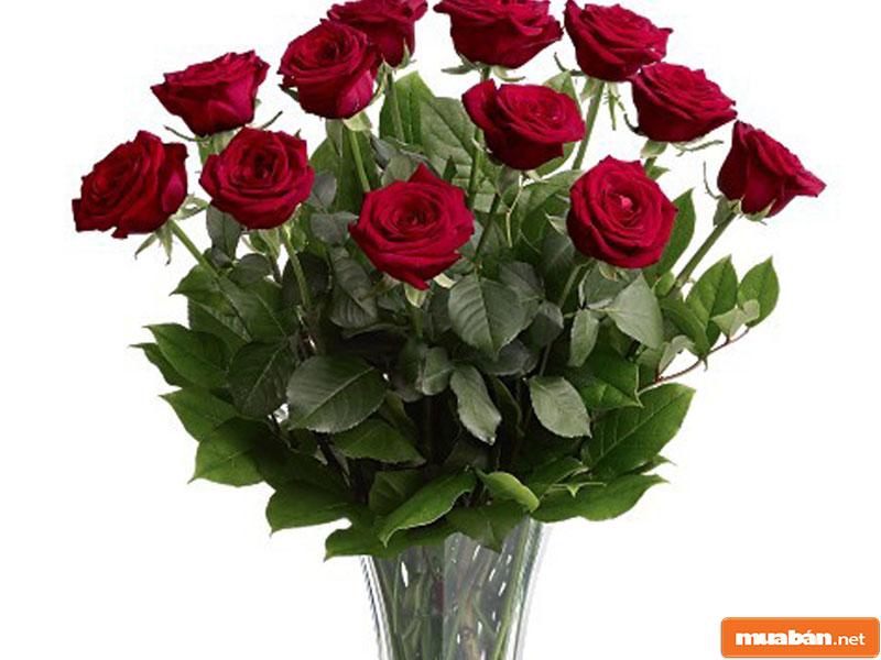 hoa đặt bàn thờ 04