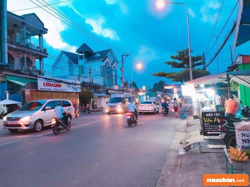 Huyện Bàu Bàng là nơi thích hợp để phát triển loại hình khu công nghiệp