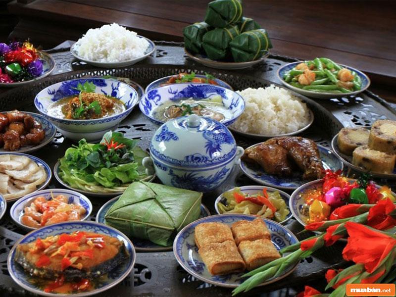 món ăn truyền thống ngày Tết 02