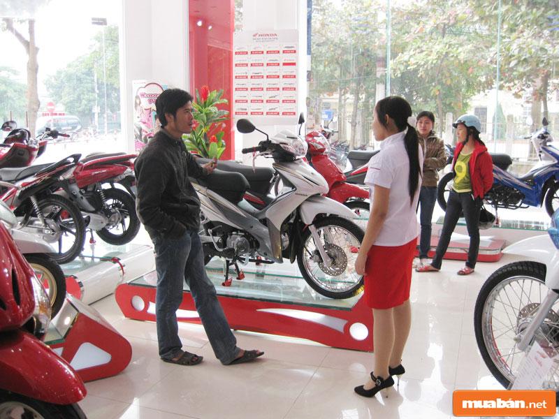 Lựa chọn showroom uy tín để mua xe với chất lượng, giá thành đảm bảo nhất