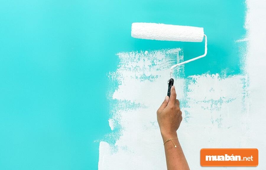 Màu sơn của ngôi nhà không chỉ có giá trị về mặt thẩm mỹ mà còn giúp đón các năng lượng tích cực.
