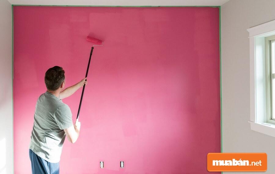 Màu hồng, màu xanh lá mạ, màu cam, màu xanh da trời,…là những màu sơn người miền Bắc hay sử dụng.