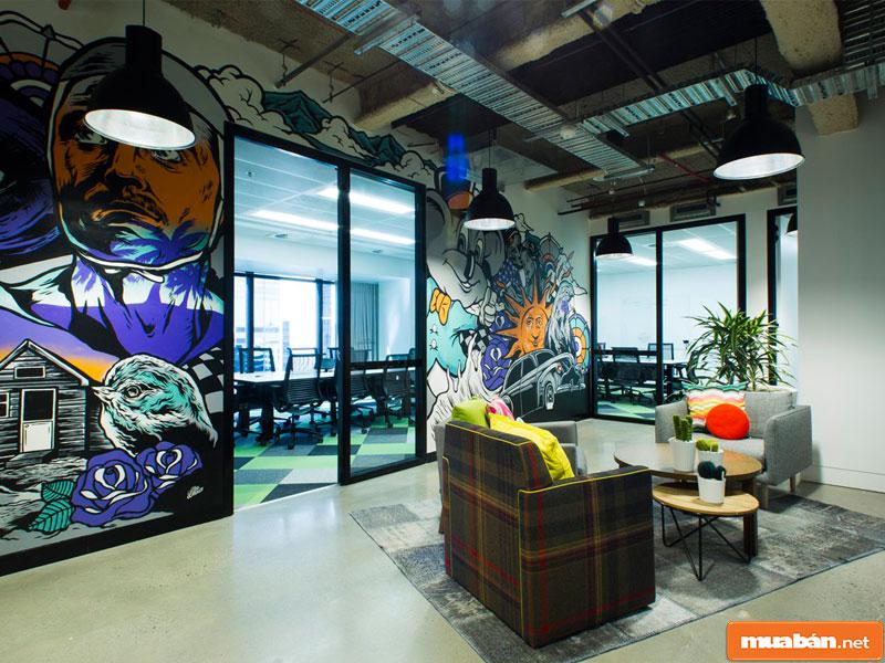 văn phòng đẹp 05