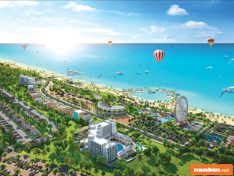 Sự phát triển của khu vực Bình Thuận mang tới nhiều cơ hội việc làm hấp dẫn