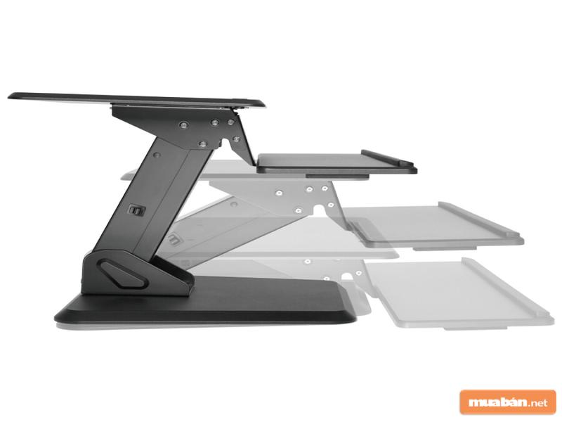 Có rất nhiều chất liệu được sử dụng làm bàn Laptop