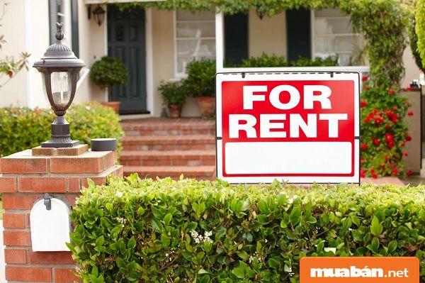 Hợp đồng cho thuê nhà cần lưu ý 6 điều này trước khi ký!