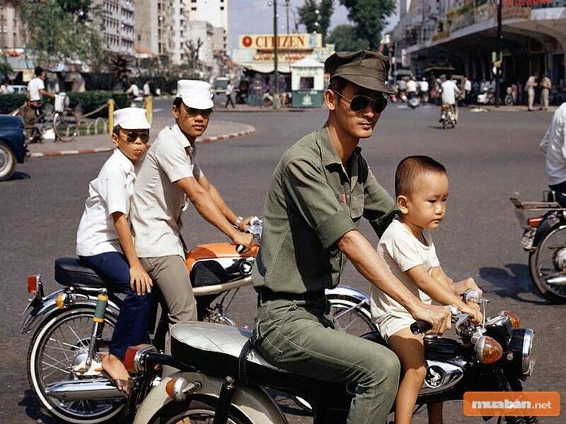 Chiếc xe này có mặt ở Việt Nam từ nhiều năm về trước