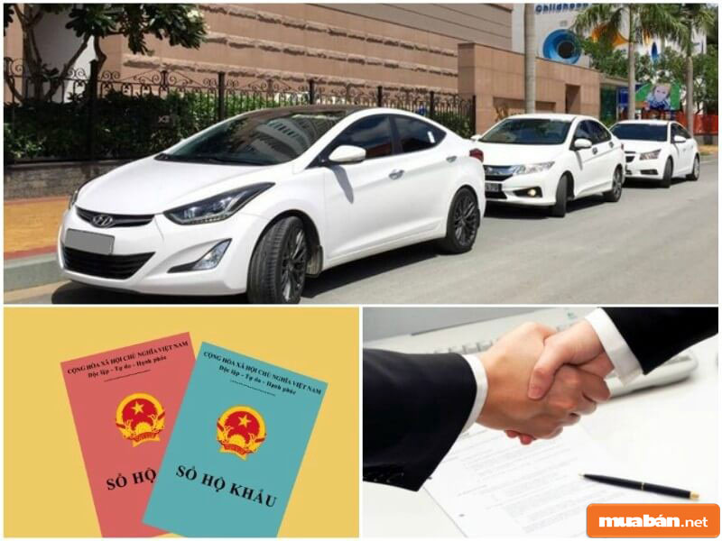Khi cho thuê ô tô tự lái, cần đảm bảo về những giấy tờ pháp lý liên quan