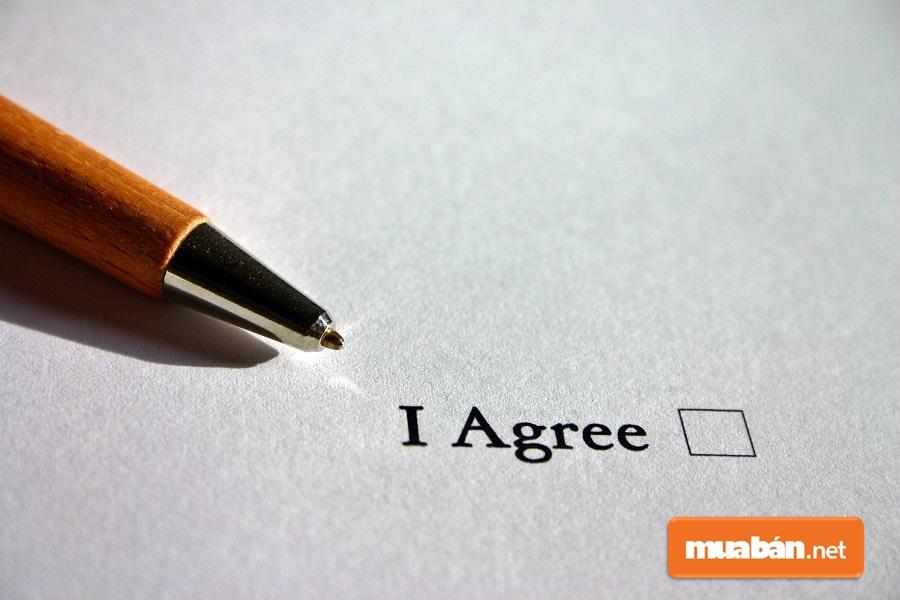 Trong hợp đồng đặt cọc thì yếu tố đầu tiên bắt buộc phải có đó là các bên tham gia hợp đồng đặt cọc.