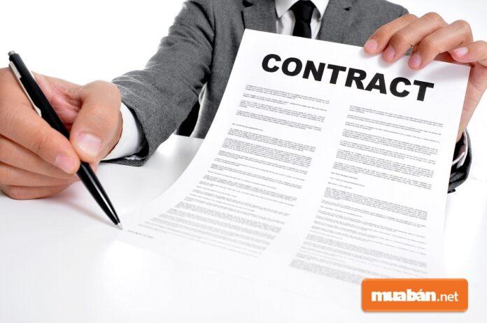 Hợp đồng đặt cọc mua bán nhà đất và 4 yếu tố không thể thiếu