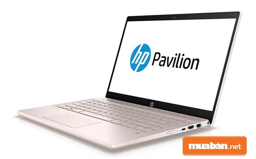HP Pavilion 14-ce2041TU là mẫu laptop lý tưởng cho dân văn phòng.