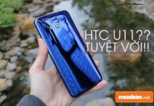 HTC U11 xách tay giá bao nhiêu? Có đáng mua không?