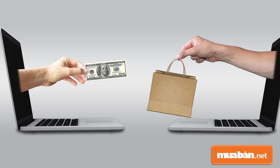Bán hàng online - việc làm thêm buổi tối phổ biến