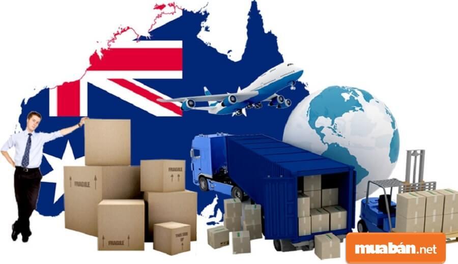 vNhận ship hàng quốc tế online - việc làm thêm buổi tối không cần vốn