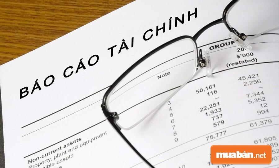 Làm báo cáo tài chính - việc làm thêm cho kế toán viên